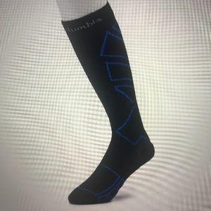 Columbia Merino Wool Blend Snowboard Socks 6-9 M